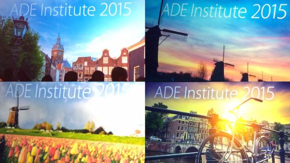 ADE Institute 2015